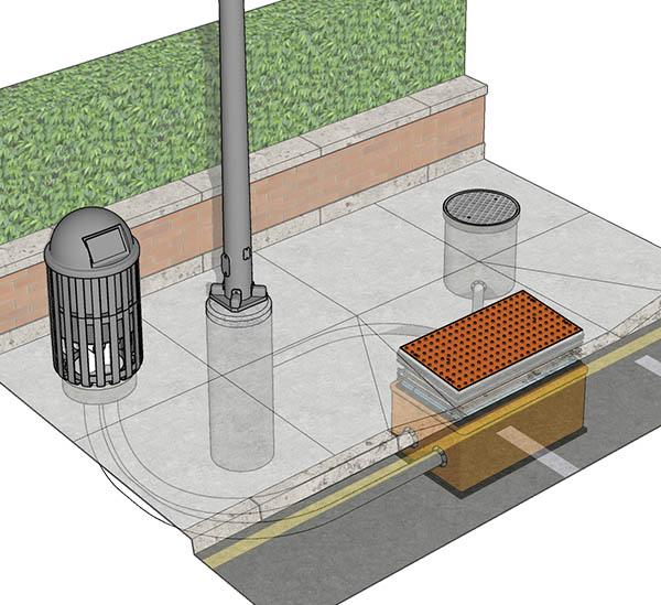 SYNDÉO Sidewalk Curb Ramps