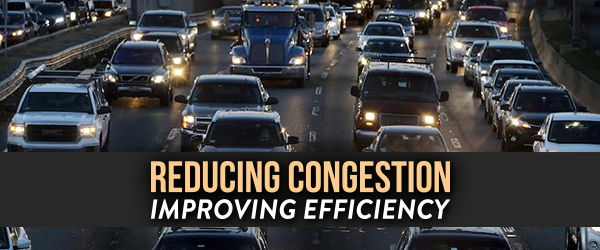 Autonomous Vehicles And The IoT: Reducing Congestion, Improving Efficiency